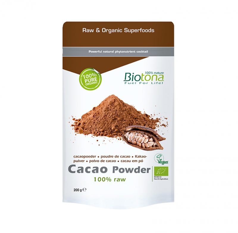 Cacao polvo