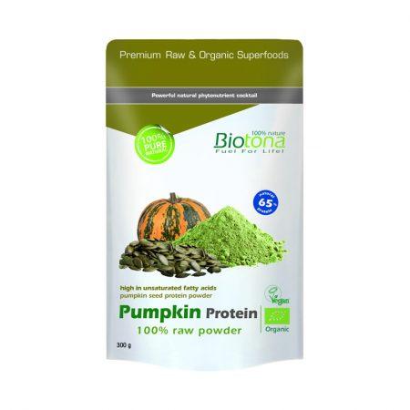 Calabaza, proteínas de semillas