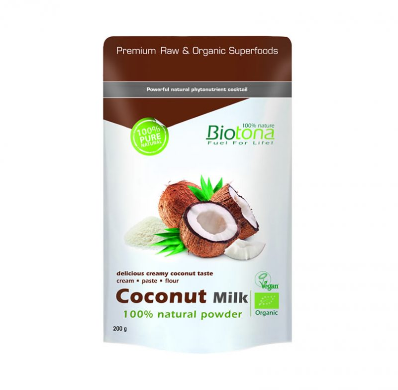 Coconut Milk natural powder