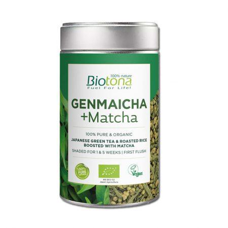 Genmaicha + Matcha