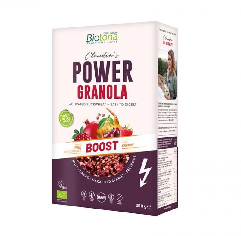 POWER GRANOLA BOOST