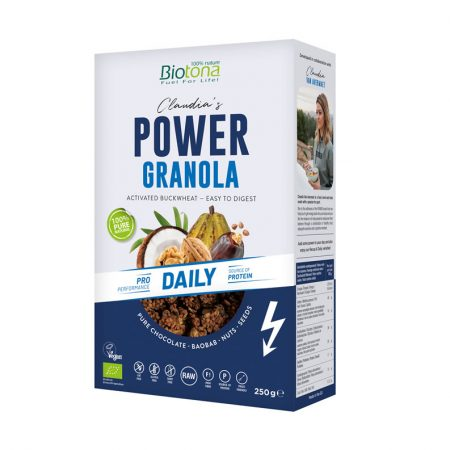POWER GRANOLA DAILY