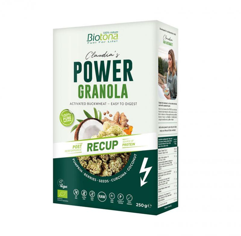POWER GRANOLA RECUP