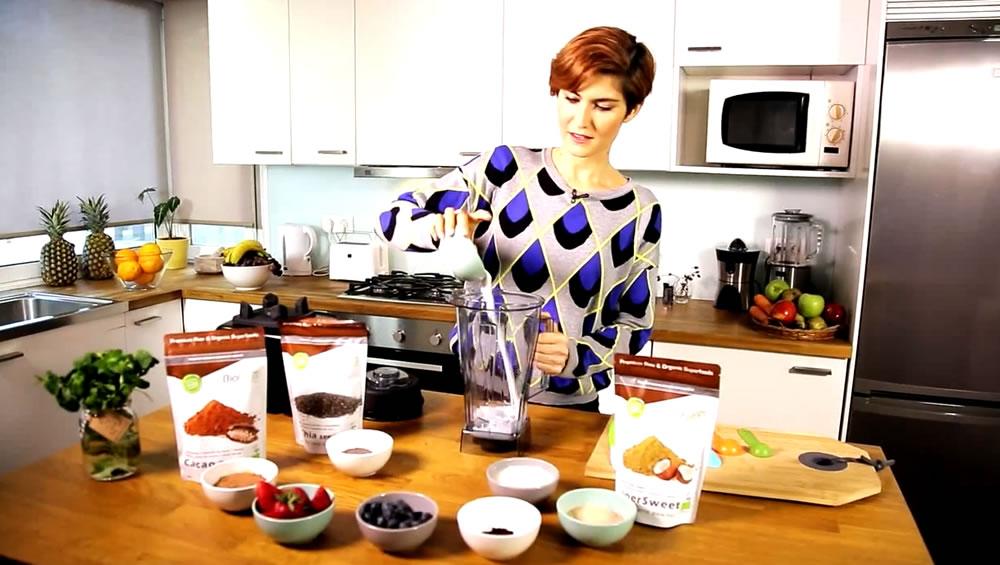 Biotona SuperAlimentos - Pudding Chia muy Nutritivo