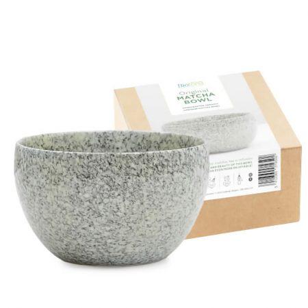 Biotona Matcha Bowl Grey & Green
